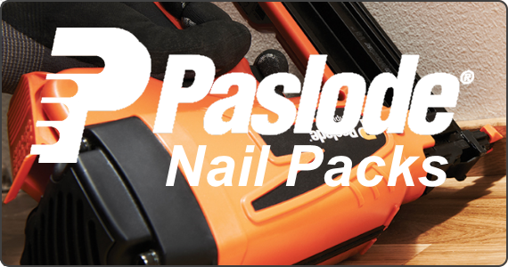 Paslode Nail Packs
