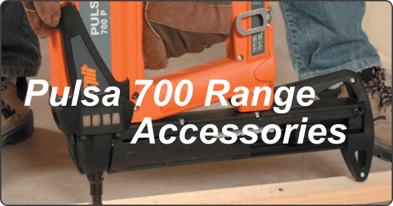 Pulsa 700 Range Accessories