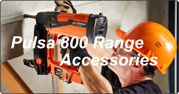 Pulsa 800 Range Accessories
